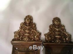 Antique Door Knob Set R&E Bramante Plates Mortise Lock & Key doorz2. Co #774