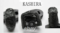 Full set of japanese sword handchi for koshirae of katana or wakziashi(big size)